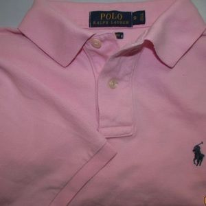 MAKE AN OFFER Kids RalphLauren Polo Shirt L(14-16)